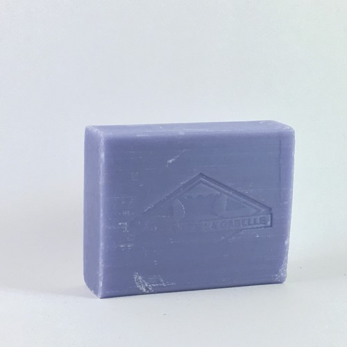 Provence lavender soap or savon de Marseille made with the traditional recipe incredible smell