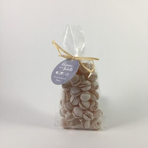 Honey and lavender essential oil natural sweets from Provence for sorethroat
