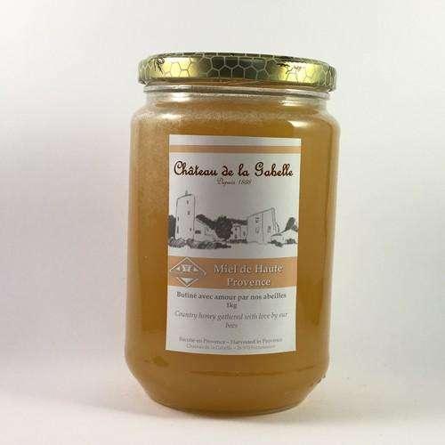 miel de lavande de provence récolté dans la drôme antiseptique naturel bio