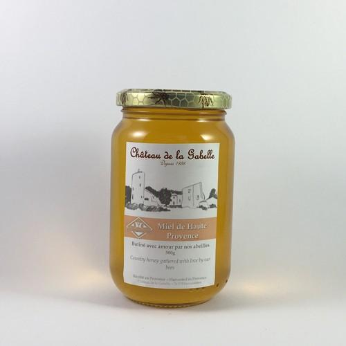 Lavender honey harvested in Provence direct selling from the beekeeper
