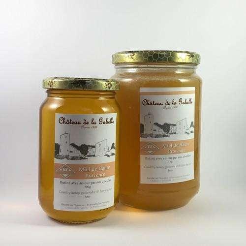 miel de lavande récolté en provence au coeur de la drôme sur le plateau d'albion près du ventoux sur une production bio