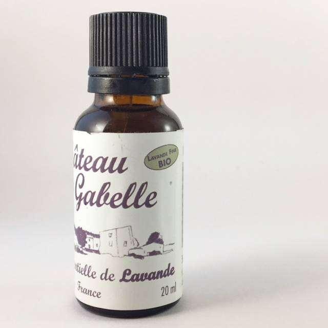 Flacon d'huile essentielle de lavande fine de Provence en vente directe chez le producteur bio