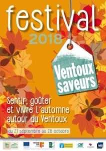 Festival d'Automne à Sault fêtes des saveurs et de terroir à découvrir