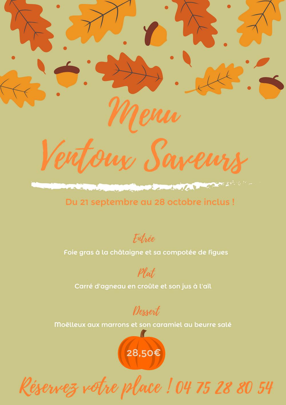 Bon restaurant terroir bio Sault Vaucluse et Plateau d'Albion