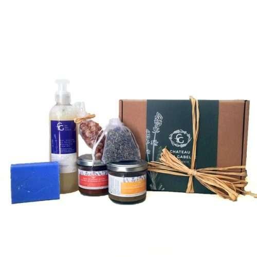Idée cadeau pour les amoureux de lavande de Provence pour offrir pour un anniversaire femme ou fête des mères